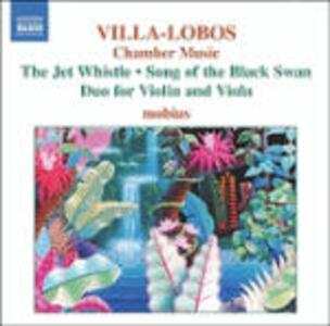 Musica da camera - CD Audio di Heitor Villa-Lobos