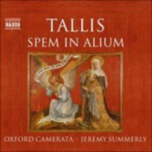 Spem in Alium - CD Audio di Thomas Tallis