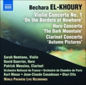 Opere Orchestrali vol.5 - CD Audio di Bechara El-Khoury