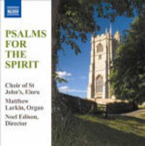 Psalms for the Spirit - CD Audio