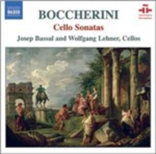 Sonate per violoncello - CD Audio di Luigi Boccherini