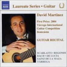 Guitar Recital (Digipack) - CD Audio di Domenico Scarlatti