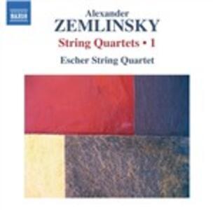 Quartetti per archi vol.1 - CD Audio di Alexander Von Zemlinsky