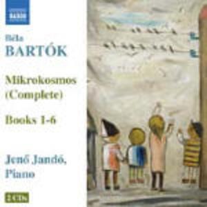 Mikrokosmos - CD Audio di Bela Bartok,Jeno Jandó