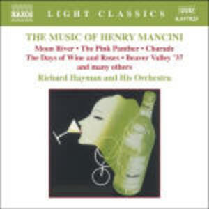 The Music of Henry Mancini - CD Audio di Henry Mancini,Richard Hayman