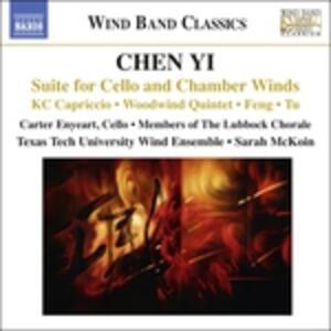 Musica per orchestra di fiati - CD Audio di Chen Yi
