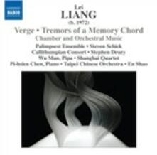 Verge - Aural Hypothesis - Five Seasons - Tremors of a Memory Chord - CD Audio di Lei Liang