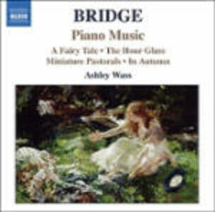Piano Music vol.1 - CD Audio di Frank Bridge,Ashley Wass