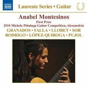 Guitar Recital - CD Audio di Anabel Montesinos