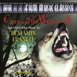 Curse of the Werewolf, the Prisoner, Solong at the Fair Medley, the Net (Colonna Sonora) - CD Audio di Carl Davis,Benjamin Frankel