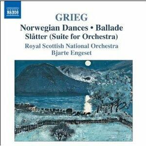 Musica orchestrale vol.2 - CD Audio di Edvard Grieg