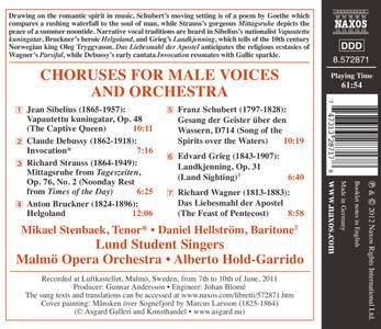 Cori per Voci Maschili e Orchestra - CD Audio - 2