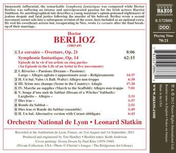 Sinfonia fantastica (Symphonie fantastique) - CD Audio di Hector Berlioz - 2