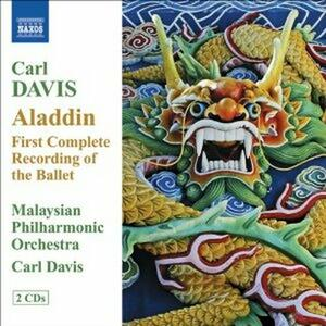 Aladdin - CD Audio di Carl Davis