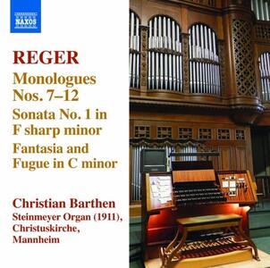 Opere per organo vol.13 - CD Audio di Max Reger