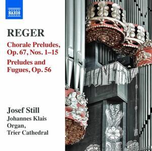 Opere per organo vol.14 - CD Audio di Max Reger