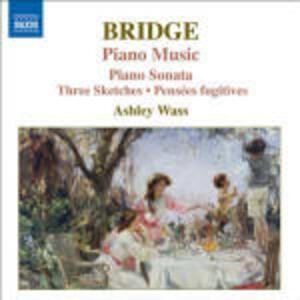 Musica per pianoforte vol.2 - CD Audio di Frank Bridge,Ashley Wass