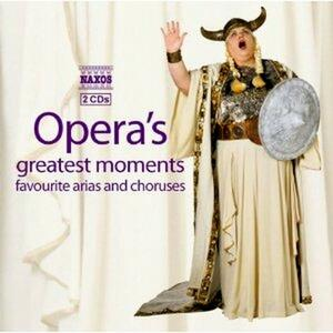Opera's Greatest Moments - CD Audio