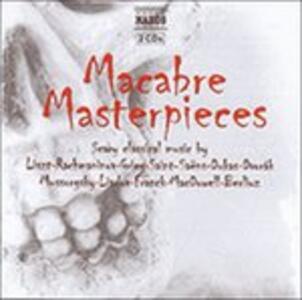 Macabre Masterpieces - CD Audio