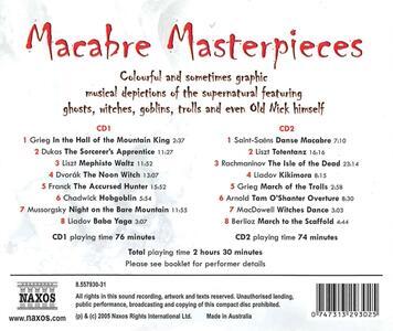 Macabre Masterpieces - CD Audio - 2