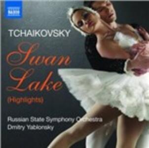 Il lago dei cigni - CD Audio di Pyotr Il'yich Tchaikovsky