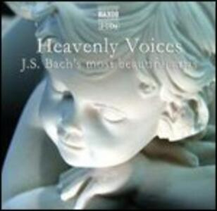 Heavenly Voices. Arie dalle Cantate, dalle Passioni e dagli Oratori - CD Audio di Johann Sebastian Bach