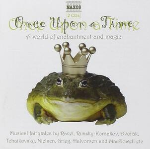 Once Upon a Time - CD Audio