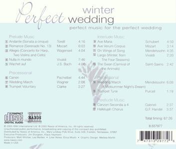 Perfect Winter Wedding - CD Audio - 2
