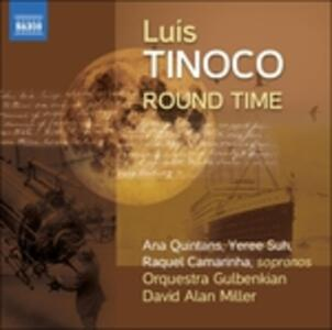Round Time - from the Depth of Distance - Search Songs - CD Audio di Luis Tinoco