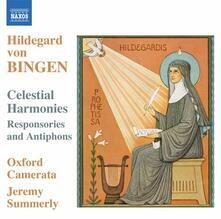 Symphonia Armoniae Celestium Revelationum - CD Audio di Hildegard von Bingen,Oxford Camerata,Jeremy Summerly