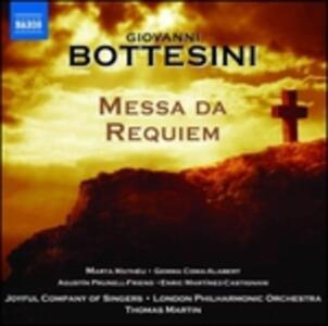 Messa da Requiem - CD Audio di Giovanni Bottesini