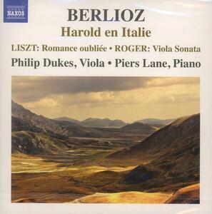 Aroldo in Italia - CD Audio di Hector Berlioz