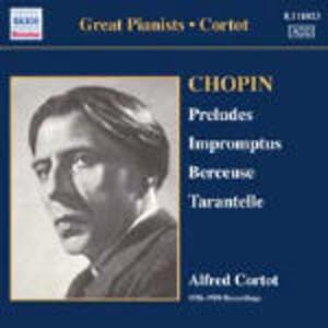 Preludi op.28 - CD Audio di Fryderyk Franciszek Chopin,Alfred Cortot