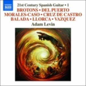 Chitarra Spagnola Del Xxi Secolo, vol.1 - CD Audio