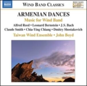 Danze Armene - CD Audio di John Boyd
