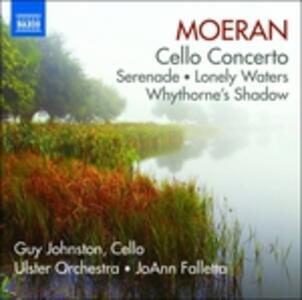 Concerto Per Violoncello, Serenata In So - CD Audio di Ernest John Moeran