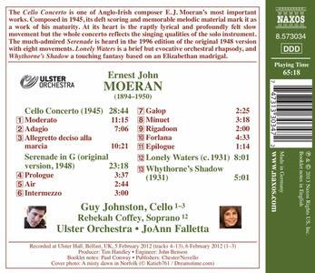 Concerto Per Violoncello, Serenata In So - CD Audio di Ernest John Moeran - 2
