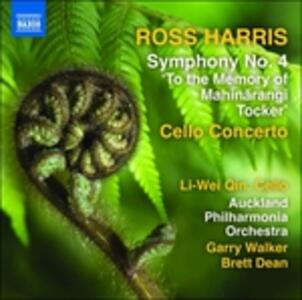 Opere orchestrali - CD Audio di Ross Harris