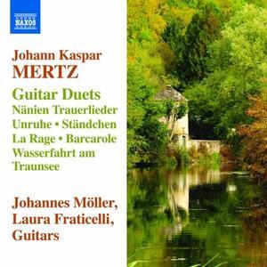 Duetti per chitarre - CD Audio di Johann Kaspar Mertz