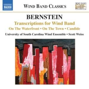 Transcriptions For Wind B - CD Audio di Leonard Bernstein