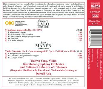 Symphonie éspagnole op.67 - CD Audio di Edouard Lalo - 2
