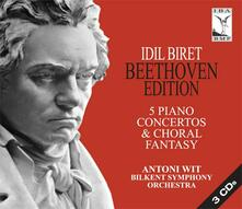 Concerti per Pianoforte Completi - CD Audio di Ludwig van Beethoven
