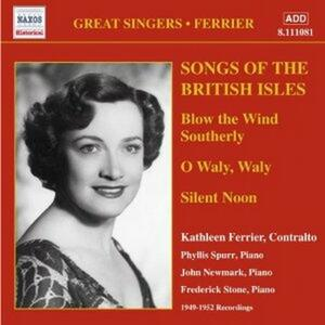 Songs of the British Isles - CD Audio di Kathleen Ferrier