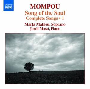 Opere vocali vol.1 - CD Audio di Frederic Mompou
