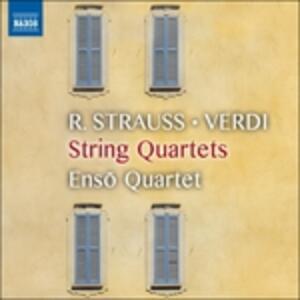 String Quartets - CD Audio di Enso Quartet