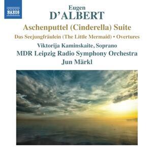 Opere orchestrali - CD Audio di Eugen D'Albert,Jun Märkl