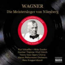 I maestri cantori di Norimberga (Die Meistersinger von Nürnberg) - CD Audio di Richard Wagner,Hans Knappertsbusch,Hilde Güden,Anton Dermota,Otto Edelmann,Orchestra dell'Opera di Stato di Vienna