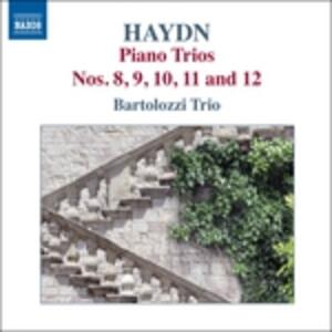 Trii per archi e pianoforte - CD Audio di Franz Joseph Haydn