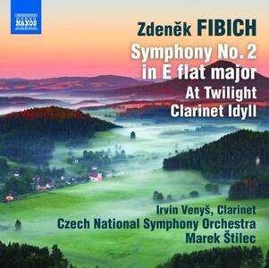 Opere orchestrali - CD Audio di Zdenek Fibich