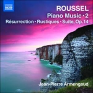 Opere per pianoforte vol.1 - CD Audio di Albert Roussel